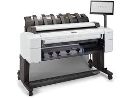HP Designjet T2600 2-roll